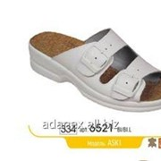 Шлепанцы женские Adanex ASK1 Astra 6521 фото
