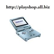 Приставка игровая Game Boy Adv-SP Light Blue более 25000 игр фото