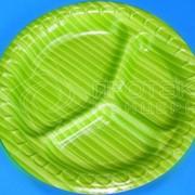 """Ламинация на тарелку """"зелень"""" фото"""