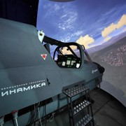 Комплексный тренажер экипажа вертолета Ка-52 фото