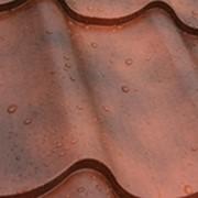 "Металлочерепица ""Супермонтеррей"" толщина 0,45 ""Ceramic"" фото"