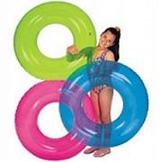 """Круг для плавания """"Прозрачный"""" 76см, 3 цвета Intex 59260 фото"""