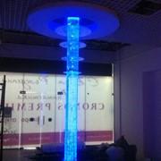 Водно-пузырьковые колонны фото