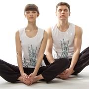 Майка для йоги фото