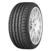 Continental ContiSportContact 3 235/35 R19 91 Y RUNFLAT фото