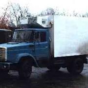 Фургон изотермический 4980 на базе шасси ЗИЛ-433362 (с холодильным агрегатом TermoKing) фото