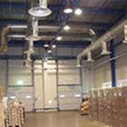 Монтаж систем вентиляции. фото
