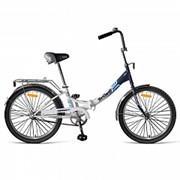 Велосипед со складной рамой Top Gear Compact Артикул ВМЗС2077 фото