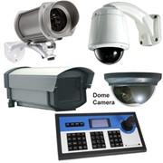 Системы видеонаблюдения фото