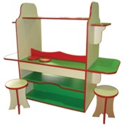 Мебель детская игровая Детское кафе фото