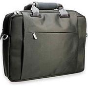 Конференц - сумка 40х31х95 серый фото