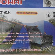 Палатка с тамбуром СТ-6224 фото