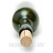 Пробки для бутылок из натуральной пробки фото