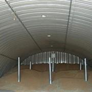 Зернохранилище, зерносклад фото