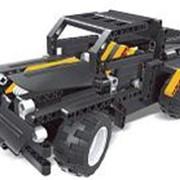 """Автомобиль-конструктор р/у 2в1 Mioshi Tech """"Мастер-Внедорожник"""" (2 модели, 29х14х14 см, 509 дет., USB) фото"""