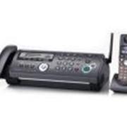 Телефон-факс фото