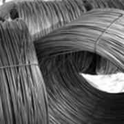 Катанка (прокат стальной круглый) фото
