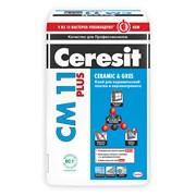 Клей плиточный Ceresit CM 11 plus 25 кг фото
