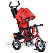 Велосипед детский трехколесный колясочного типа Infinity Trike с надуным колесом фото