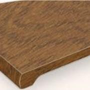 Подоконник WERZALIT из прессованного древесного материала, арт.2 фото