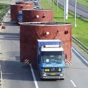 Оборудование для перевозки опасных грузов фото
