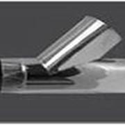 Тройник (ф115) 0,8 45 гр нерж AISI - 430ВА фото
