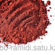 Пигмент Красный для бетона Iron Oxide RED (130) фото