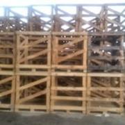 Контейнер деревянный фото