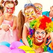 Организация детских дней рождений. фото