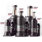 Домкрат бутылочный 15т профи (h min 231мм, h max 498мм) фото