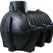 Септик пластиковый на 3000 литров
