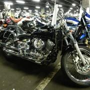 Мотоцикл чоппер No. B5804 Yamaha DRAGSTAR 400 фото