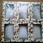 Коробочки подарочные картонные. фото