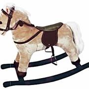 Лошадь-качалка 0016 фото