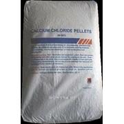 Кальций хлористый (хлорид кальция), меш. 25 кг фото