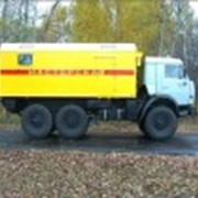 Передвижная авторемонтная мастерская типа ПАРМ фото