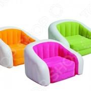 Кресло надувное Intex 68571. В ассортименте фото