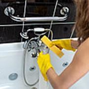 Почистить ванну фото