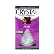 Натуральный дезодорант Кристалл (камень), 140 г фото