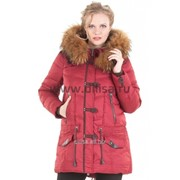 Куртка Mishele 9537 красный фото