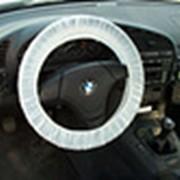 Полиэтиленовый чехол на руль Serwo фото