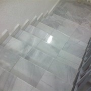 Кристаллизация и шлифовка мрамора фото