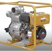 Переносная дизельная мотопомпа Robin Subaru PTD206T для сильнозагрязненных вод до 120 м3/час фото