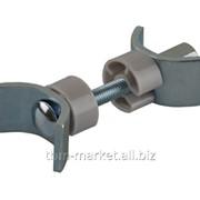 Стяжка для столешницы Firmax, L=65 мм, М6, сталь, цинк. покр, пластик Артикул FRM0748 фото