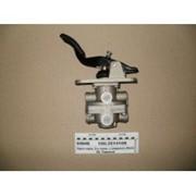 Кран торм. 2-х секц. с рычагом (Полтава 16.3514008) фото