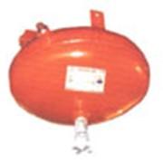 Модуль порошкового пожаротушения МПП фото