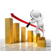 Маркетинговые исследования рынка. фото