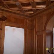 Стеновые панели, мебельные фасады, отделка деревом фото