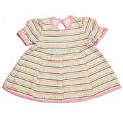 Платье детское 3860-к кулирная гладь, размер 52-92 фото