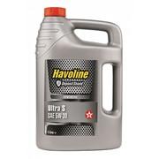 Моторное масло HAVOLINE ULTRA S 5W-30, объем 5 л, арт. 801338LGE фото